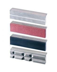 Set à 4 x 2 beschermbekken magnetisch, fabr. Heuer - type N, G, F, P 140mm