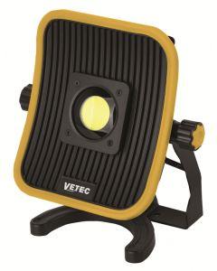 Accu-bouwlamp LED 30W, fabr. Vetec