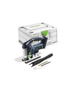 Decoupeerzaag 18V, fabr. Festool - type  CARVEX PSBC 420 EB-Basic