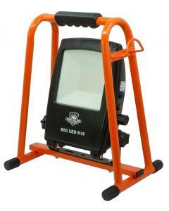 Bouwlamp LED 50W, fabr. John Helper - type B50