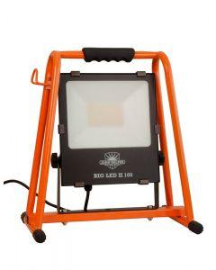 Bouwlamp LED 100W, fabr. John Helper - type BIG LED II