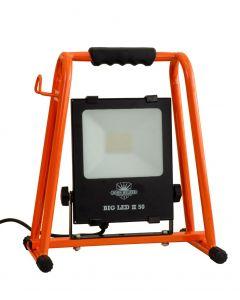 Bouwlamp LED 50W, fabr. John Helper - type BIG LED II