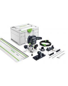 Bovenfrees 230V, fabr. Festool - type OF1010 REBQ-Set