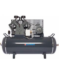 Zuigercompressor 400V 5,5PK, fabr. Airmec - type CFT 510