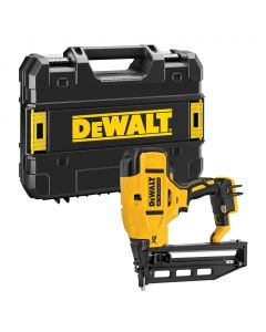 Afwerktacker 1,6mm brads 0° - 18V, fabr. DeWalt - type DCN662P2-QW