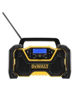 Bouwradio met Bluetooth+DAB+ 12/18/54V, fabr. DeWalt - type DCR029-QW