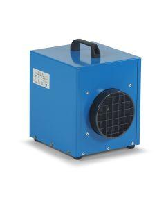 Elektrische bouwkachel 3kw 230V, fabr. Dryfast - type DFE25