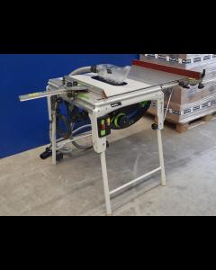 Tafelcirkelzaag 230V SAWSTOP + tafelverbreding, fabr. Festool  - type TKS 80-EBS