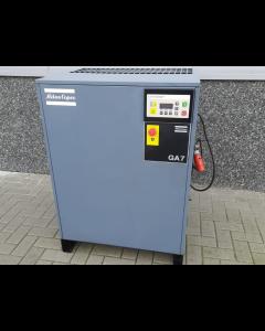 Schroefcompressor, fabr. Atlas Copco - type GA7