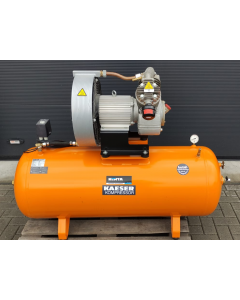 Zuigercompressor, fabr. Kaeser - type EPC 630-250