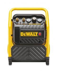 Draagbare olievrije compressor 10L 230V, fabr. DeWalt - type DPC10QTC-QS