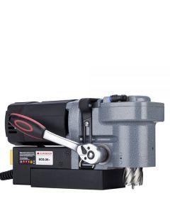 Magneet-kernboormachine 230V, fabr. Euroboor - type ECO.36+