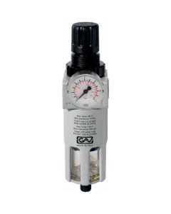 Drukregelaar met waterafscheider 0-12 bar, fabr. GAV - type FR-200