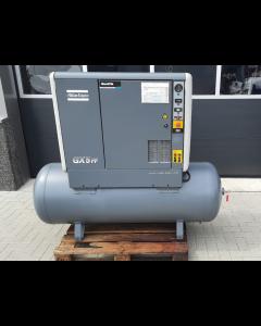 Schroefcompressor, fabr. Atlas Copco - type GX5 FF