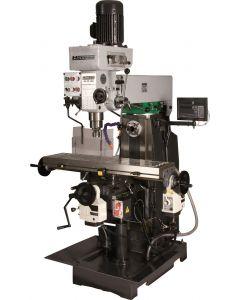 Freesmachine, fabr. Huvema - type HU 25-4 VHGN