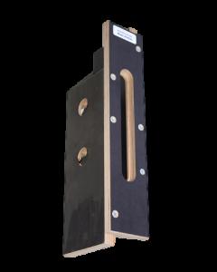 Freesmal voor insteeksloten (voorplaat, kruk & cilinder), fabr. Riens - type KFV 116
