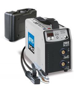MMA lastoestel 230V, fabr. IMS - type Invert 200 E FV