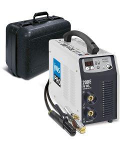 Lasapparaat 230V, fabr. Contimac - type Invert 200 E FV CEL