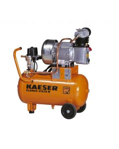 Zuigercompressor 230V 2PK, fabr. Kaeser - type Classic 270/25