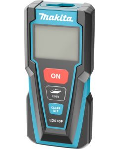 Laser afstandsmeter, fabr. Makita - type LD030P
