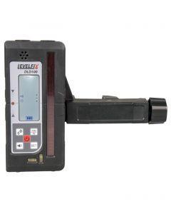 Ontvanger voor rotatielasers groen-rood, fabr. Levelfix - type DLD100GR DIGITAAL