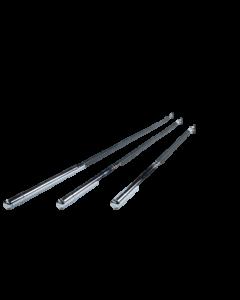 Losse handstoktrilslang 1,5m Ø38mm, fabr. Lievers - type P-14