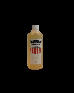 Fles à 1 liter luchtvernevelingsolie, fabr. Kenta