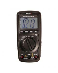 Multimeter digitaal auto range, fabr. Metofix - type EM500