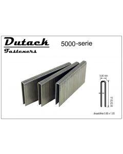 Doos à 5.000 gegalvaniseerde nieten - 5,0mm breed, fabr. DutackPro - type 5000