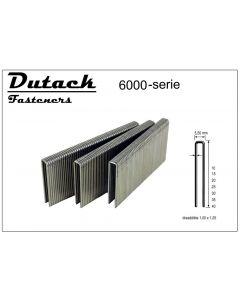 Doos à 5.000 gegalvaniseerde nieten - 5,5mm breed, fabr. DutackPro - type 6000