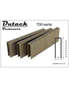 Doos à 10.000 gegalvaniseerde nieten - 10,8mm breed, fabr. DutackPro - type 700