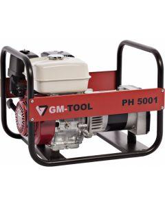 Benzineaggregaat, fabr. GM Tool - type PH5001