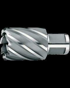 HSS kernboor snijdiepte 30mm, fabr. Phantom