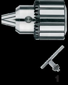 Boorkop met tandkrans 1-13mm, fabr. Phantom - type J6