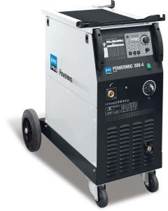Lasapparaat MIG/MAG, fabr. Contimac - type Powermig 300-4