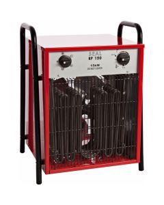 Draagbare elektrische verwarmer 400V, fabr. Seal - type RP 150