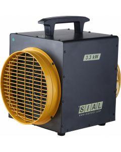 Draagbare elektrische verwarmer 230V, fabr. Sial - type SD 33