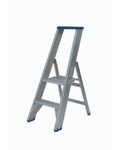 Enkele trap 1 x 2 treden, fabr. Solide - PT02