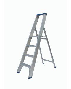 Enkele trap 1 x 4 treden, fabr. Solide - PT04