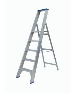 Enkele trap 1 x 5 treden, fabr. Solide - PT05
