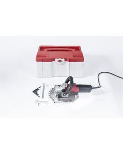 Scheidingsfreesmachine 230V, fabr. Lamello - type Tanga DX200